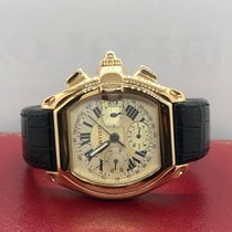 Cartier 48mm Automatic pre-owned Roadster