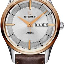 Eterna Artena Steel Silver United States of America, New York, Brooklyn