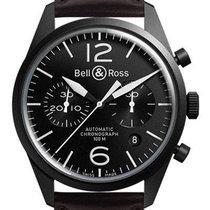Bell & Ross BR V1 Steel 41mm Black