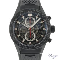 TAG Heuer Carrera Calibre HEUER 01 new 43mm Ceramic