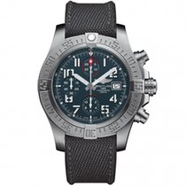 Breitling Avenger Bandit Titanium 45mm Grey Arabic numerals United States of America, New York, New York