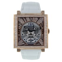 Milus Rose gold 42mm Automatic HERT406 new