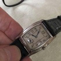 Laco Witgoud Handopwind Zilver Arabisch 35mm tweedehands