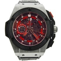 Hublot pre-owned Automatic 48mm Sapphire Glass
