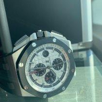 Audemars Piguet Royal Oak Offshore Chronograph Acero 44mm Plata Sin cifras México, puebla