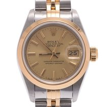 Rolex Oyster Perpetual Lady Date Geelgoud 25mm