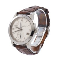 Jaeger-LeCoultre Master Hometime 147.8.05.S 2007 pre-owned