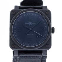 Bell & Ross BR 03-92 Ceramic Ceramic 42mm Black United States of America, Georgia, Atlanta