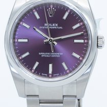 Rolex Oyster Perpetual 34 114200 New Steel 34mm Automatic