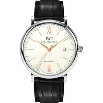 IWC Steel 40mm Automatic IW356517 new