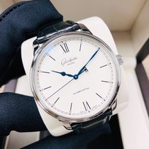 Glashütte Original Senator Excellence Steel 40mm White