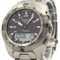 Tissot T-Touch Expert Titanium Black Singapore, Singapore