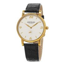 Montblanc new Automatic 39mm Yellow gold Sapphire crystal