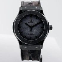 Hublot Classic Fusion 45, 42, 38, 33 mm Ceramic 45mm Black No numerals United States of America, Massachusetts, Boston
