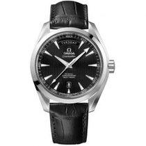 Omega 231.13.42.22.01.001 Acier Seamaster Aqua Terra 41.5mm nouveau