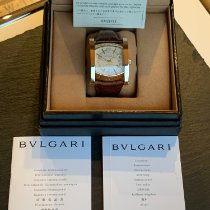 Bulgari Yellow gold Automatic Champagne 39mm pre-owned Assioma