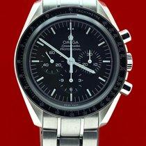 Omega Speedmaster Professional Moonwatch Stahl 42mm Schwarz Keine Ziffern Österreich, Wien