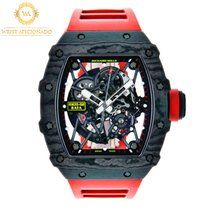 Richard Mille Carbon 49.94mm Automatic RM35-02 new United States of America, New York, New York