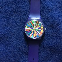 Swatch 45mm Quartz SUOV101 tweedehands Nederland, Zegveld