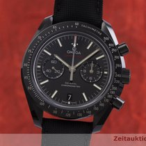 Omega Speedmaster Professional Moonwatch Keramika 44mm Černá