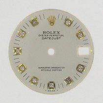 Rolex Datejust Midsize Dial Diamond Hour Markers
