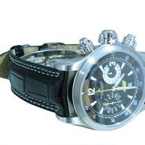 Jaeger-LeCoultre Master Compressor Chronograph Acero 41.5mm Negro España