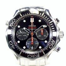 Omega Seamaster Diver 300 M Staal 44mm Zwart