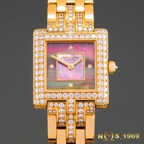 Patek Philippe Gondolo 4874/2J-001 Very good Yellow gold 23 mmmm Quartz