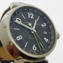 Louis Vuitton Very good Steel 40mm Automatic