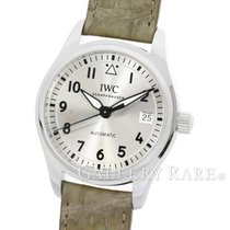 """IWC Pilot's Watch Automatic Stainless Steel 36MM """"New..."""