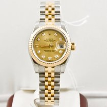 Rolex Lady-Datejust 179173 2015 pre-owned
