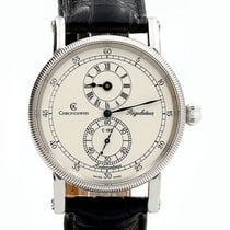 Chronoswiss Regulateur 38 Automatic White Dial