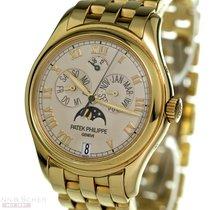 Patek Philippe Annual Calender Ref-5036/1J-010 18k Yellow Gold...
