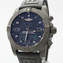 Breitling Exospace B55 Connected Titanium 46mm Black Arabic numerals