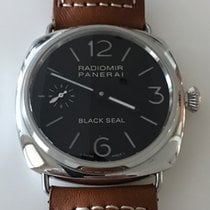 "Panerai Radiomir Black Seal - First Year, ""G"" model, Unique..."