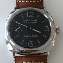 "Panerai Radiomir Black Seal - First Year, ""G"" model, Unique..."