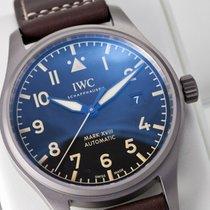 IWC IW327006 Pilot's Watch Mark XVIII Heritage Titanium 40mm