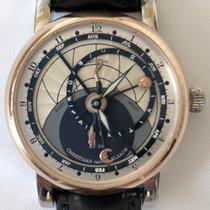 Christiaan v.d. Klaauw Astrolabium 2000 steel/gold