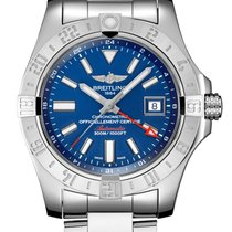 Breitling Avenger II GMT A32390111C1A1 2019 new