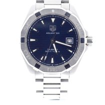 TAG Heuer 40.5mm Remontage automatique 2017 occasion Aquaracer 300M Bleu