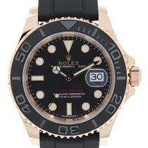 Rolex Yacht master 40MM Rose Gold 116655