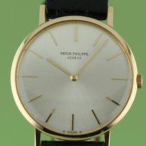 Patek Philippe Calatrava pre-owned 33mm Yellow gold