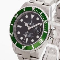 "Rolex Oyster Perpetual Submariner Date ""Kermit"" Ref. 16610LV"