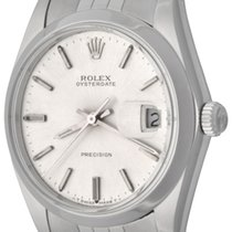 Rolex Oyster Precision pre-owned 33mm Steel