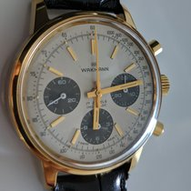 Wakmann Chronograph 38mm Manual winding pre-owned
