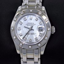 Rolex Lady-Datejust Pearlmaster 80319 usados