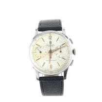 Universal Genève Chronograph 37.5mm Manual winding 1950 pre-owned Compax