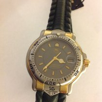 TAG Heuer 6000 Gold/Steel 40mm No numerals