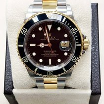 Rolex Steel 40mm Automatic 16613 pre-owned