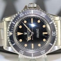 Rolex Submariner (No Date) 5513 1963 подержанные